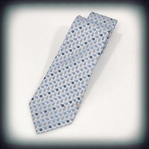 Geoffrey Beene Men's Neck Tie EUC